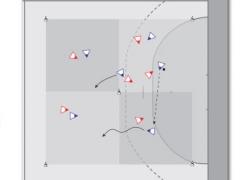 Quadranten-Ball