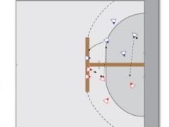T-Ball als Aufwärmspiel